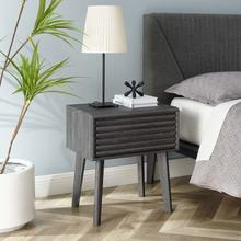 See Details - Render End Table in Charcoal