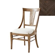 Solihull Dining Chair, Dark Echo Oak - Dark Echo Oak