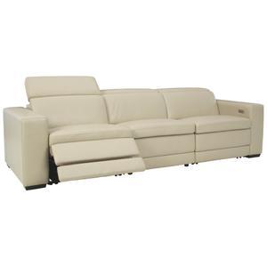Texline 3-piece Power Reclining Sofa