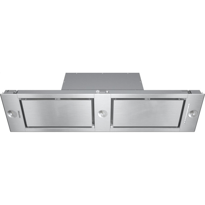 DA 2628 - Insert ventilation hood with energy-efficient LED lighting and backlit controls for easy use.