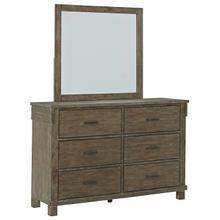 Shamryn Dresser and Mirror