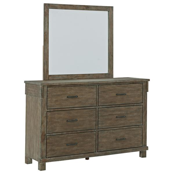 See Details - Shamryn Dresser and Mirror