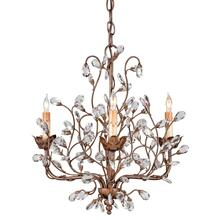 View Product - Crystal Bud Cupertino Small Chandelier