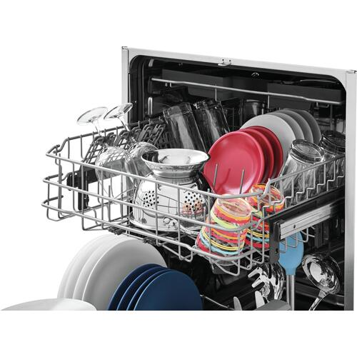 Frigidaire Gallery - Frigidaire Gallery 24'' Built-In Dishwasher with EvenDry™ System