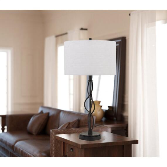 Antony 150W 3 Way Metal Table Lamp
