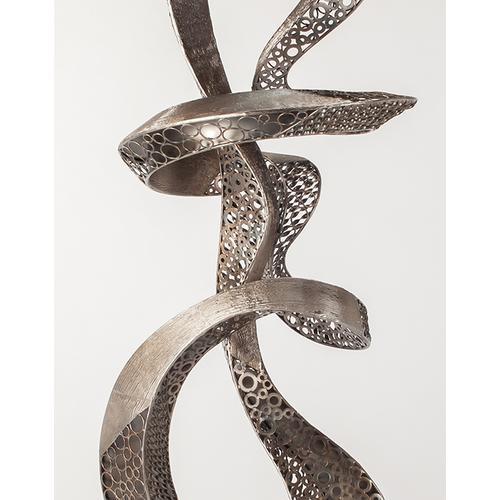 """Floor Sculpture 24x24x72"""""""