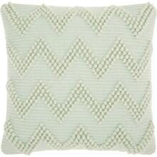 "Life Styles Dc173 Seafoam 20"" X 20"" Throw Pillow"