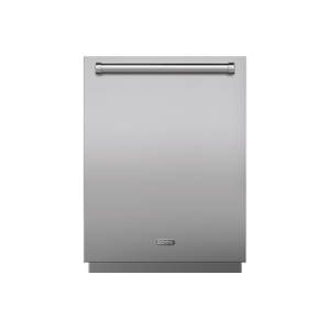 "Dishwasher Stainless Panel with Pro Handle - 24"" Opening"