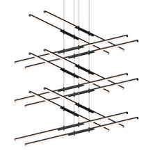 Tik-Tak™ Stack 6-Tier LED Pendant