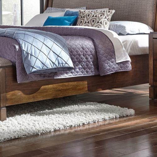 Liberty Furniture Industries - King Storage Rails