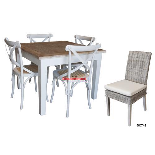 Capris Furniture - 741 Dining 1