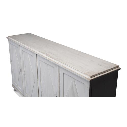 Sideboard W/4 Doors