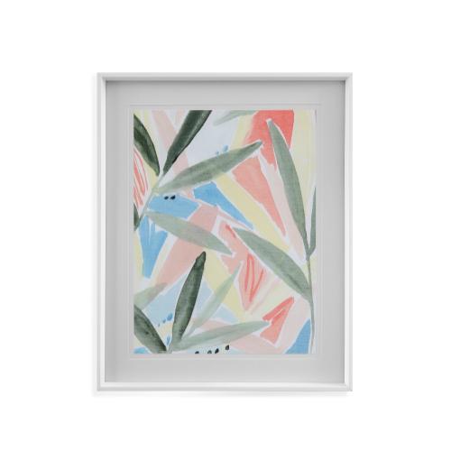 Bassett Mirror Company - Tropical Impression IV