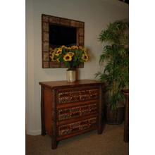 See Details - 335 Mosiac Bachelor Chest