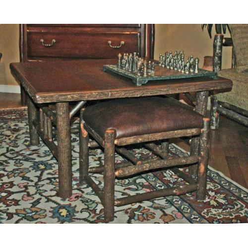 B 115 Square Game Table