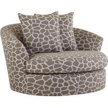 U130-16sw Maya Outdoor Swivel Chair-and-a-half