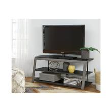 "Rollynx Black 48"" TV Stand"