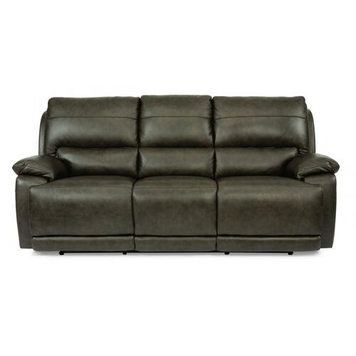 Horizon Power Reclining Sofa with Power Headrests