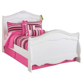 See Details - Exquisite Full Sleigh Bed