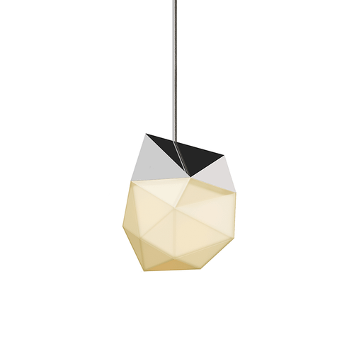 Facets™ Small LED Pendant