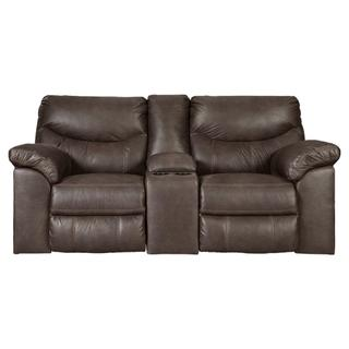 Boxberg Power Reclining Loveseat With Console