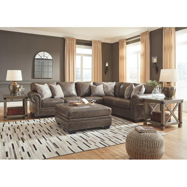 Roleson 3-piece Sectional