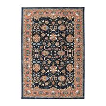 Spice Market Zargos Sapphire Rectangle 3ft 5in x 5ft 5in