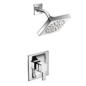 90 Degree chrome posi-temp® shower only
