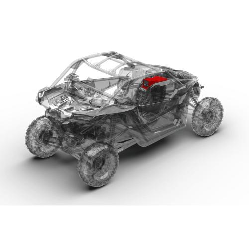 Rockford Fosgate - Stereo kit for 2017-2018 Maverick X3 models