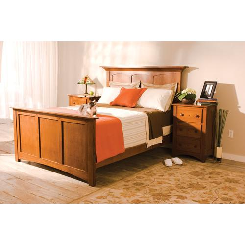 Royal Mission Panel Bed, Full