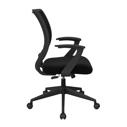 "Screen Back Task Chair With ""t"" Arms"