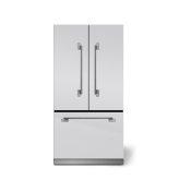 "AGA Elise 36"" French Door Refrigerator, White"