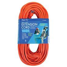 See Details - 16/3 100 ft. Orange Extension Cord