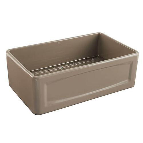 Dxv - Hillside 30 Inch Apron Kitchen Sink - Oyster