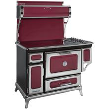 """View Product - Cranberry 48"""" Classic Electric Range - Model 6210"""