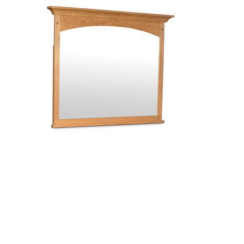 Crown Dresser Mirror, Medium