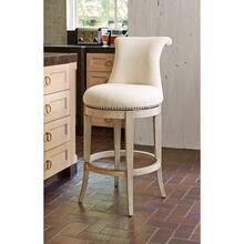 See Details - Ionic Barstool - Grey