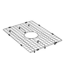 "Moen Stainless Steel Center Drain Bottom Grid Accessory fits 13"" x 18"" Sink Bowls"