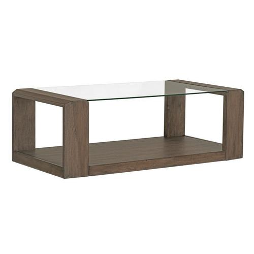 Sonata Brown Coffee Table