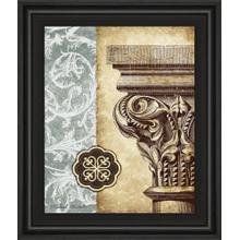 """""""Romanesque I"""" By Michael Marcon Framed Print Wall Art"""