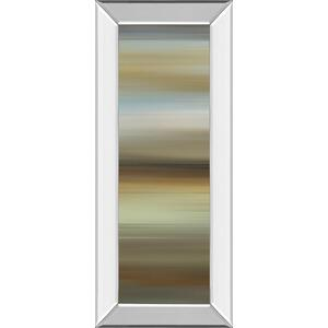 """Abstract Horizon Il"" By James Mcmaster Mirror Framed Print Wall Art"