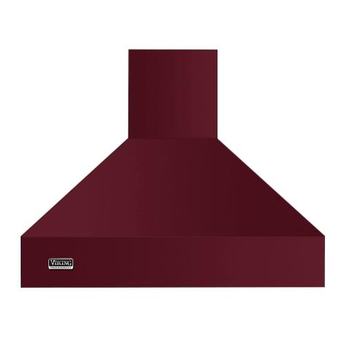 """Product Image - 60"""" Wide 18"""" High Chimney Wall Hood - VCWH Viking 5 Series"""