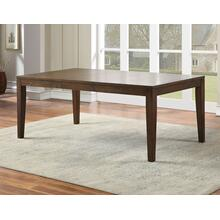 "Stratford 60-78-inch Dining Table w/ 18"" Leaf"