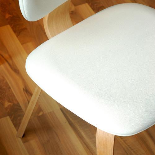 Thompson Chair Black/natural Oak