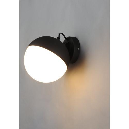Half Moon LED Wall Sconce