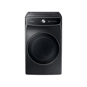 Samsung Appliances7.5 cu. ft. Smart Dial Electric Dryer with FlexDry™ and Super Speed Dry in Brushed Black