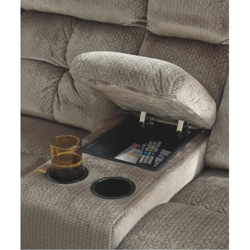 Brassville 3-piece Reclining Sectional