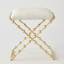 Elder Bench-Gold Leaf-Avoletta