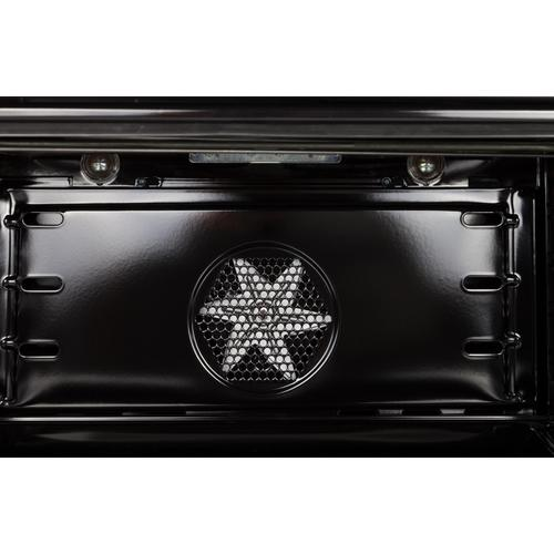"""30"""" Nostalgie Series Freestanding Single Oven Gas Range with 5 Sealed Burners in Emerald Green"""