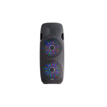 Multi-LED Bluetooth Loudspeaker